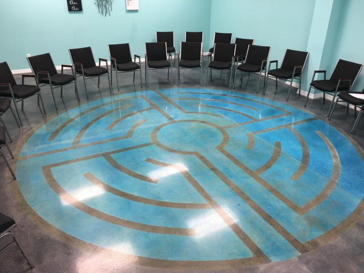 Our Labyrinth