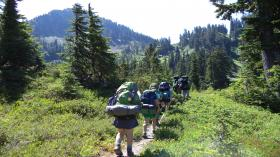 Photo of Rites of Passage Wilderness Programs