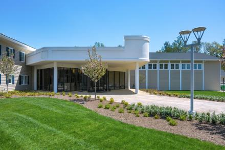 Maryland Center for Addiction Treatment - Main Entrance