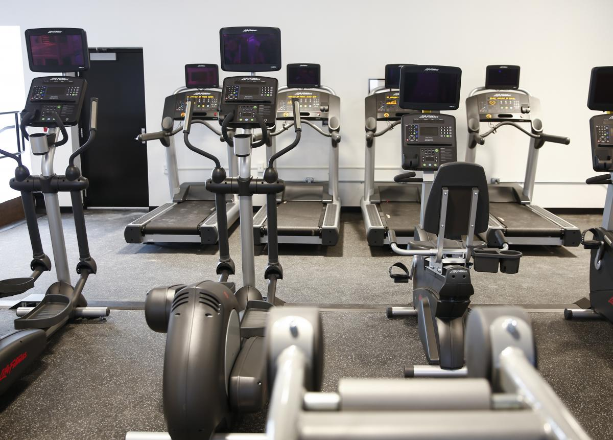 Recovery Centers of America at Danvers - Gym
