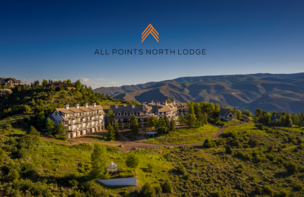 Logo All Points North Lodge